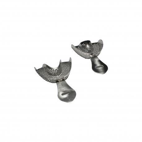 Porte-empreinte Helipse métal chromé